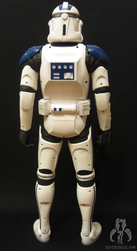 Revenge of the Sith 3D Giant Size 501st Clone Trooper Star