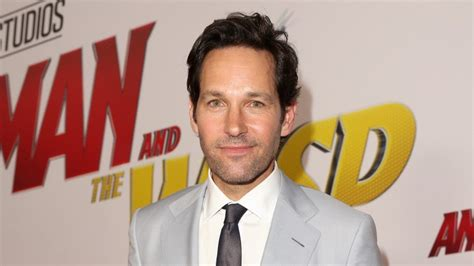 Paul Rudd on How Parenting Has Made Him More Sentimental