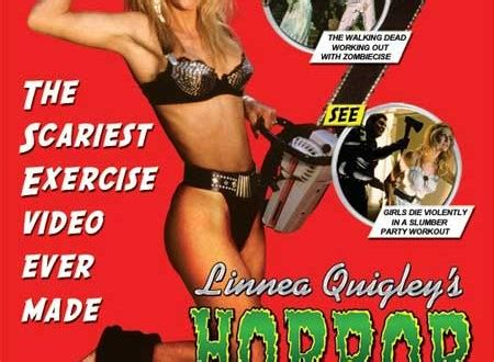 Linnea Quigley's Horror Workout Comes to DVD in Special