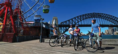 On Your Bike: A Two-Wheeled Tour of Sydney's Sights
