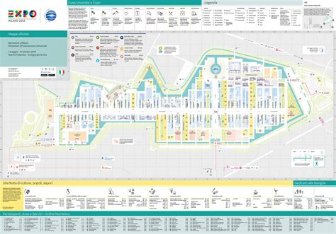 Expo 2015 - Official Maps