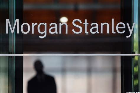 Morgan Stanley (MS) Is in a 'Very Good Situation': More