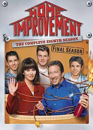 """""""Home Improvement"""" The Complete Eighth Season DVD Review"""
