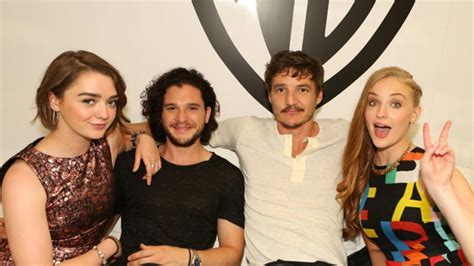 'Game of Thrones' Bloopers and New Characters Revealed at