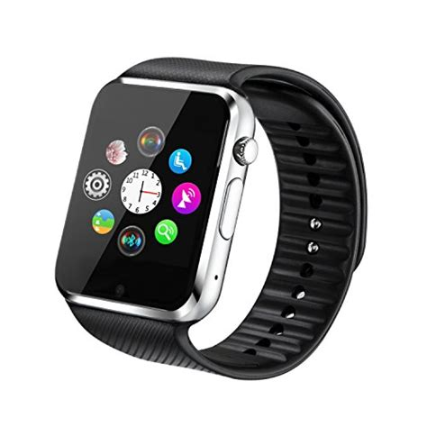 Fantime® Smart Watch with SIM Card, Memory Card, Camera