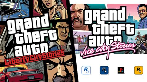 Grand Theft Auto Liberty City and Vice City Coming to PSN