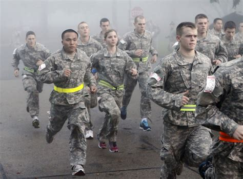 West Point cadets compete to earn slots at top-class
