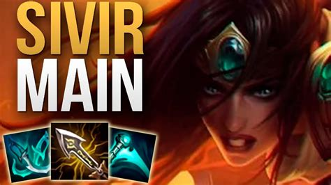 THIS CHALLENGER SIVIR MAIN IS INCREDIBLE | CHALLENGER