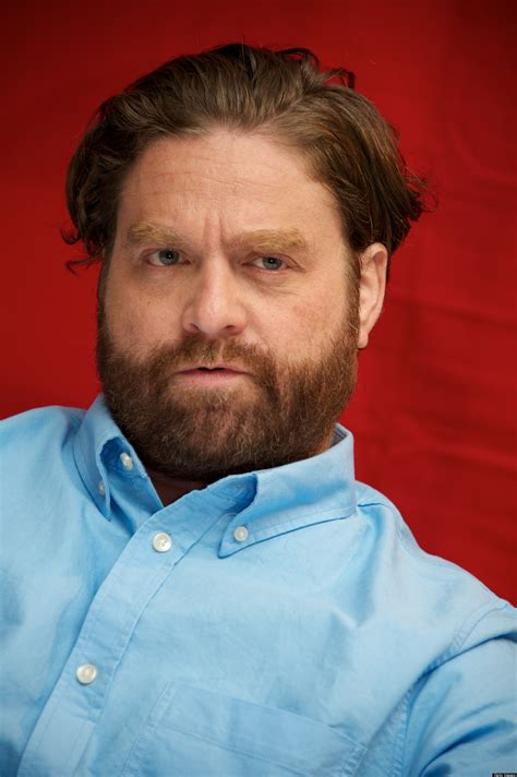 Zach Galifianakis Hosting 'SNL' May 4 With Musical Guest