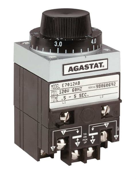 Electro-Pneumatic Timing Relays | Relay It with IS-Rayfast