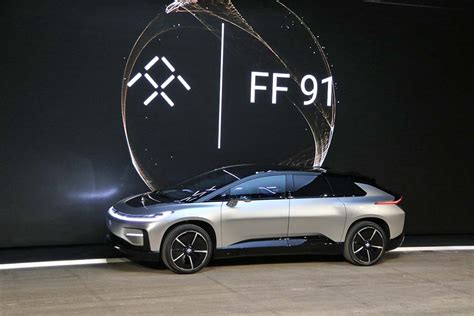Faraday Wants to Redefine the Future with Debut of FF91