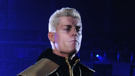 Cody Rhodes Seen In Owner's Press Box At NFL Game