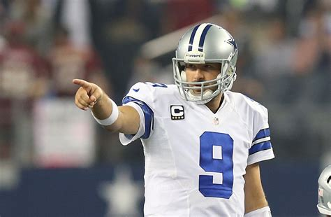 Tony Romo is nearing the end of the road after his latest