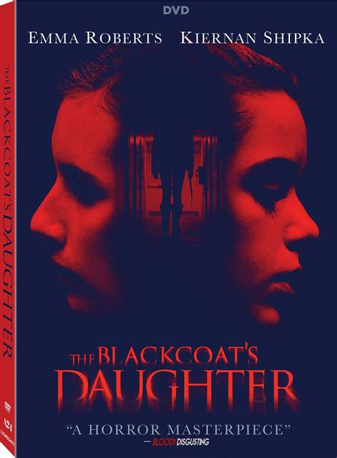The Blackcoat's Daughter DVD Release Date May 30, 2017