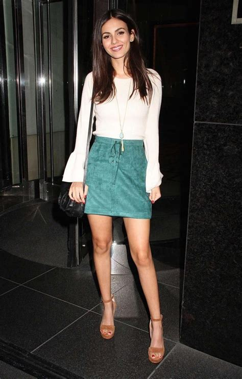 Victoria Justice Style he Rocky Horror Picture Show: Let's