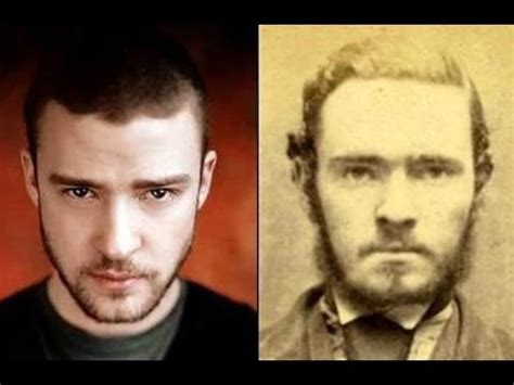 Look-Alike - 40 Celebrities Doppelgangers From The Past