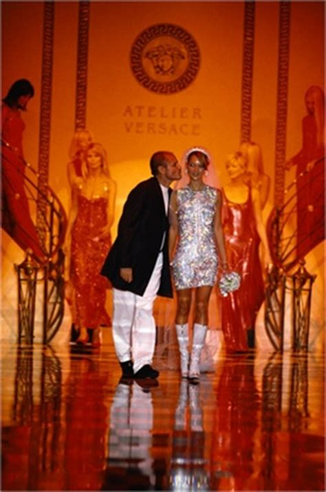 Remembering Gianni Versace - Vogue