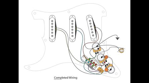 9-Way Stratocaster Wiring Mod - YouTube