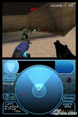 Halo [DS - Pitch / Tech Demo] - Unseen64