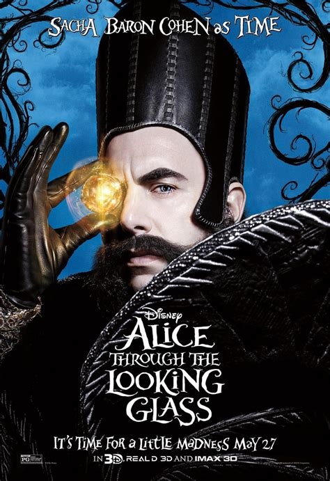 Alice Through the Looking Glass DVD Release Date | Redbox