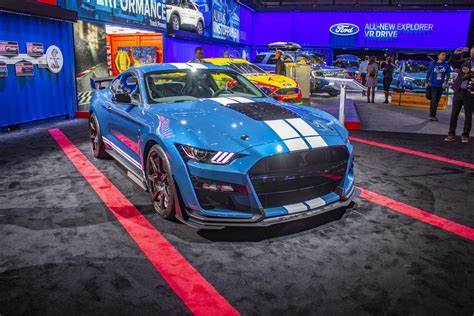 Anyone Who Actually Buys The 2020 Ford Mustang GT500 Won't