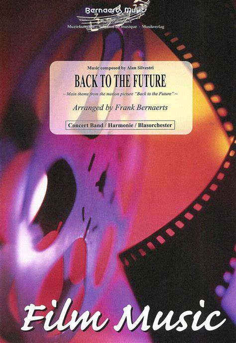 Back To The Future | Noten - Film & Musical | Alan