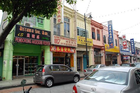 Lebuh Campbell (Campbell Street) | Georgetown | Penang