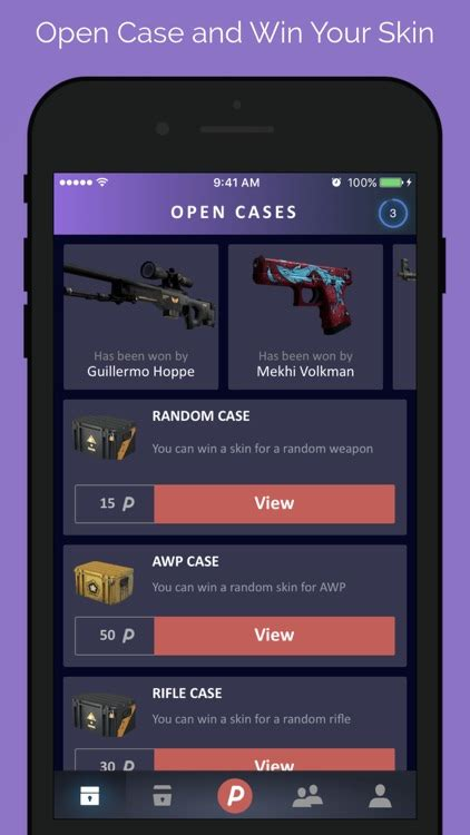 DailySkins: CSGO Cases & Skins by Many People, Inc