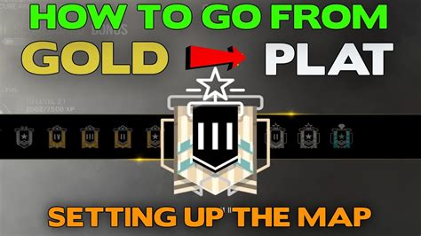 How to Rank Up from Gold to Platinum Episode 4 || Rainbow