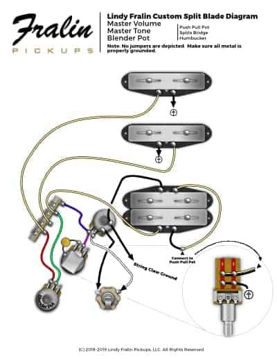 Stratocaster Hsh Wiring Diagram