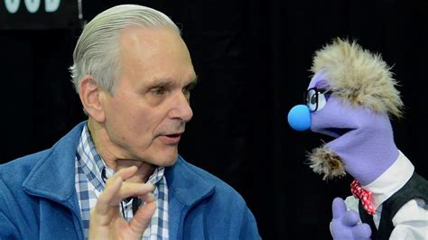 That time actor Keir Dullea talked to a puppet at the 2015