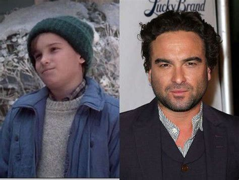 Johnny Galecki Christmas Vacation | Jungs und Alter