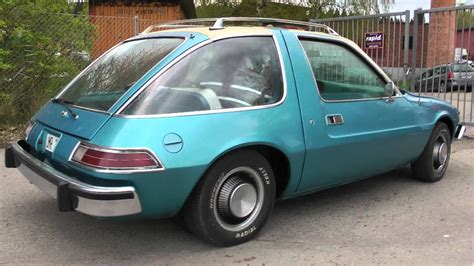 AMC Pacer X -75, known from waynes world 2 - YouTube