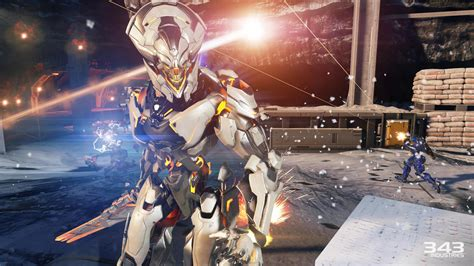 """Halo 5's Warzone is """"the evolution of BTB, on steroids"""