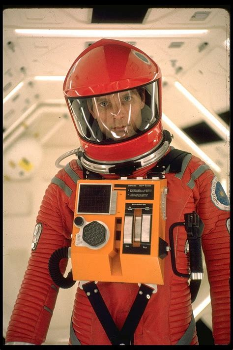 Space Man: Keir Dullea, star of '2001: A Space Odyssey