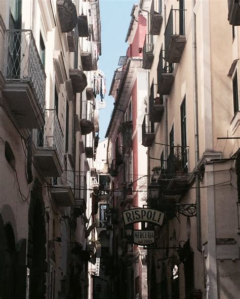 Salerno, Italy - Bloom & Clementine