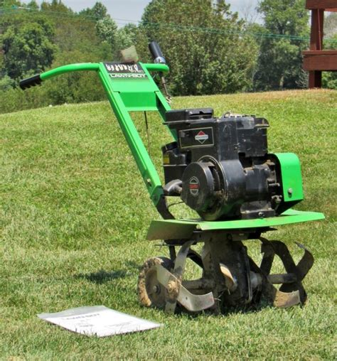 Lawn-Boy FT5C Front Tine Rotary Tiller - Current price: $110